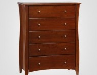 Wood Bedrooms / Furniture in the Raw beds, chests, and dressers are made from all wood. No particle board allowed!