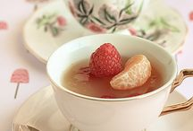 Recipes Using Tea / by Tea in England
