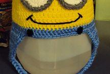 Crochet - Hats - all sizes