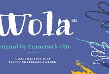 Wola™ Font Download