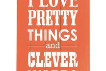 Things I Love / by brenda