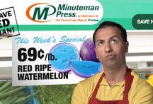 Minuteman Press / Minuteman Press International was once again rated the #1 Printing Franchise in the printing industry by Entrepreneur Magazine (January, 2014) This is the 21st time overall that we have achieved this stellar rating.