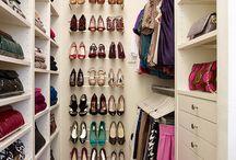 förvaring garderob