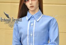 realistic like, handmade clothing for BJD ( ball jointed dolls) / who wouldn't like their BJD looking even more realistic and fabulous in this beautiful clothing that imitates the craftsmanship of real people's clothing?