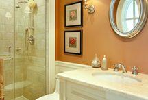 Bathroom / by Brandy Prosser