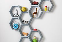 Kids room ideas / by Melissa Falcon
