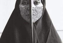 Shirin neshat / by Liv's Chopping