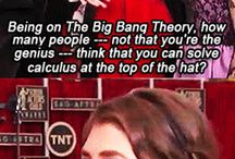 Big Bang Theory / One of the best shows on television! / by Lisa Griffith
