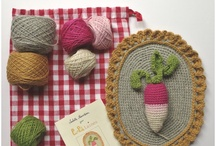 Crocheting & knitting passion &more