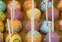 Cake Balls, Cupcakes & Whoopie Pies / by Brenda Brazell
