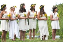 Hippie Weddings / To celebrate Earth Day! / by Bride & Groom Direct