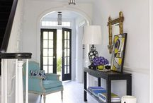 Entry and Hall areas / by Chelsy with CLS Designs Helton