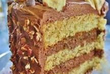 Cakes / Cake Recipes / by Cathy Wells