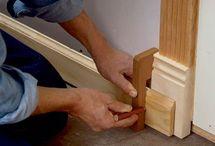 Wood trim ideas