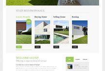 Real Estate Web / by Aslan Chen