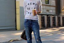 Jeans / Looks com calça jeans