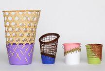 basket weaving / by Rebecca - edward & lilly