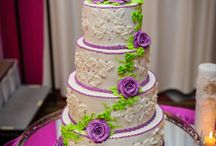 Wedding Cake Ideas / A few pictures of some lovely wedding cakes.