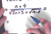 """Решение типовых задач / +7 (495) 345-20-61 Пн-пт 10:00-20:00 Математический анализ. Введение в анализ. Определение предела функции. Решение типовых задач. Видеокурс """"Высшая математика """"с нуля"""" рассчитан на студентов высших учебных заведений, обучающихся на не математических специальностях. Высшая математика в жизни мне пригодилась только один раз – ключи упали в унитаз пришлось скрутить из проволоки интеграл. Техника вычисления пределов урок 1"""
