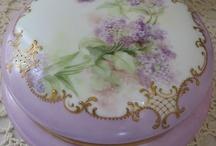 porcelain boxes