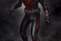 """*Ant-Man*"""" hombre hormiga"""""""