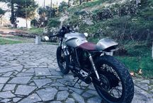 My project cafe race