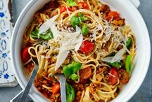 Comforting + Healthy Pasta / pasta, comfort food, carbs, gluten free, whole foods, plant-based, clean eating, health, vegan, dairy free, veggies, nutrition