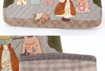 bags and purses japanese  patchwork