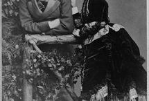 victorian fashions / by Louise Woodcock
