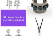 All that glitters... Sparkling jewels for Autumn /