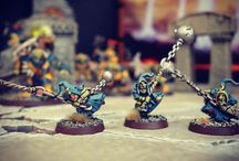 Moonclan Grots / Warhammer Age of Sigmar Moonclan Grots - www.the-stronghold.com #moonclangrots #ageofsigmar #warhammer #aos #paintingwarhammer