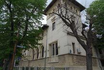 ARHITECTURĂ ÎN ROMÂNIA / Clădiri în orașele din România