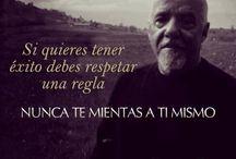 Paulo Coelho / http://EmprendedorBlog.com  / by Emprendedor Blog