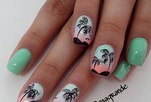 My favorite nail designs