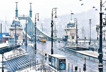 Budapest Winter Invitation / Budapest Winter Sightseeing
