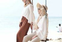 Beach Hijab