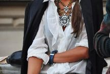 Style and Grace  / #fashion  / by Candace H
