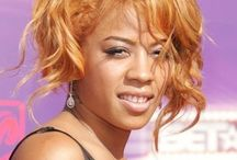 Keyshia Cole Hairstyle Collection