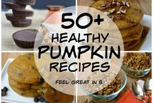 Recipes - Pumpkin