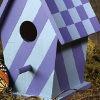 DIY PAINTED BIRD HOUSES / by Debbie McCollough