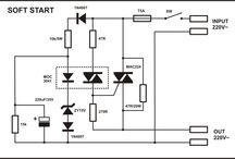 Rangkaian Elektronik / Berisi tetntang ide-ide rangkaian elektronik