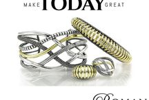 Inspirations / Jewelry Inspires! Roman Jewelers hopes to inspire, too!
