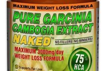 Garcinia Cambogia Extract  / by deloris richter