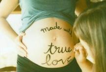 Cute pregnancy photo ideas