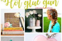 Glue fun