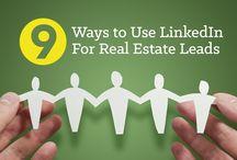 Social Media for Real Estate / Tips and tricks for real estate agents who want to be social media rockstars.