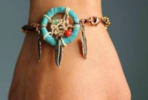 dream chatchers and indian jewerly / by Danielle DeBord