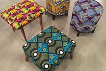 African chic decor