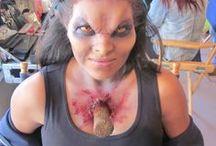 Face cast design