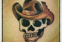 Old Tattoos / Tattoo Studio Steve